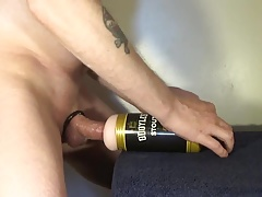 Ass Fleshlight Fuck And Creampie.