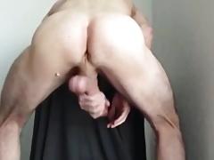 Humping to cum