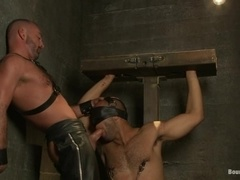 Leo Forte gets tortured and brutally fucked by Josh West