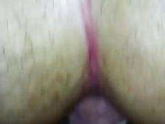 Condom to Bareback Breed creampie
