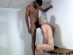 Queer twink interracial group blowjob ass get down and dirty