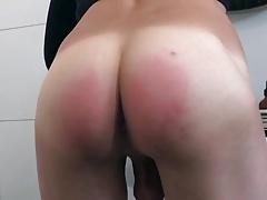 My self-spanking