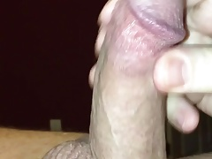 Cum that is thick and sticky