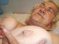 OmaGeiL Showoff of Best Amateurs Granny Photos