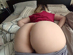 unexperienced penetrate with the ideal girl - her big ass is classy