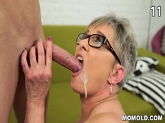 MILFs And Grannies Cummed On Ejaculation Compilation