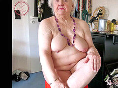 OmaGeiL red-hot inexperienced Granny images Slideshow