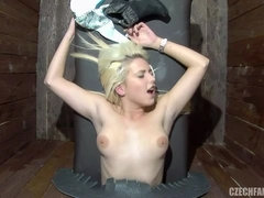 Sensual small-tit angel fucked multiple times in a hardcore mode