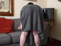 British hairy housewife fingering herself
