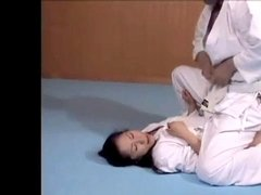 chinese karate schoolteacher rapped by studen twice
