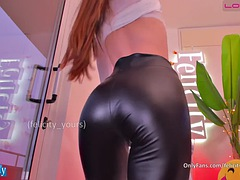 Felicity_Yours in leather