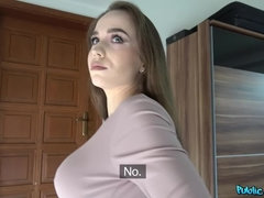 Hot Russian Fucked in a Garage