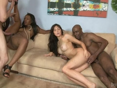 Interracial Swingers #03