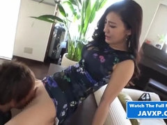 Asian model is very horny today and desperately needs a good fuck, from the back