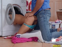 Lusty Laundry Day
