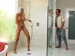 Simply in the shower xxx