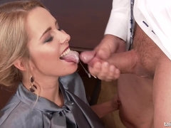Fully Clothed Peeing Fetish with euro babe Nikky Dream
