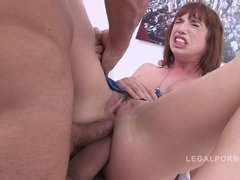 Arousing Dap First Time - Tina Hot Gangbang