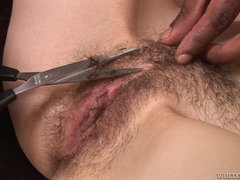 Watch Me Shave My Pussy