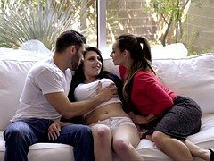 CASSIDY KLEIN MEGAN SAGE HOT TEACHER FUCKS STUDENTS