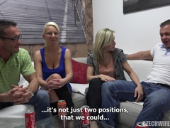 Czech Wife Swap 7 part 3