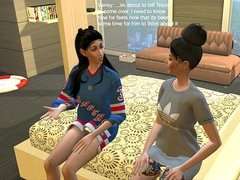 Sims 4 Adult Series: Just JDT EP9(Season Finale)- But This Isn't The End