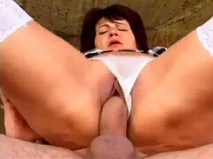 killer mature outdoor anal invasion