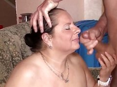 Bigtitted german milf gets fucked