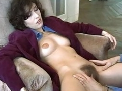 Bigtitted MILF face down bum up hardcore