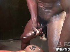 Brazil gay fetish with cumshot