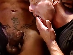 Muscle Daddies Interracial