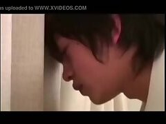 Cute and Handsome Asian Twink got anal fucked