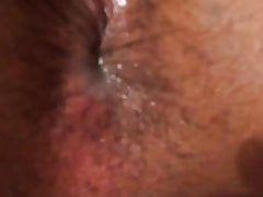 Hot cumshot in muscled latin ass 2