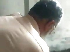 Pakistani Beardes Grandpa Gets Fucked