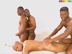 Anal Sex for ebony twink's ass free live on Cruisingcams.com