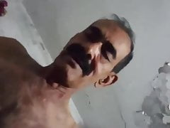 Pakistani daddy with big Cock fucks