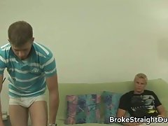 Straight braden tommy fucking and sucking gay porn video