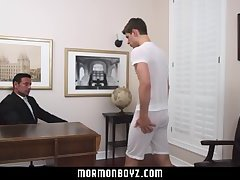 MormonBoyz-Young guy violated by a trusted leader