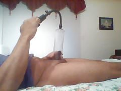 Penis Pump for Uncut Dick
