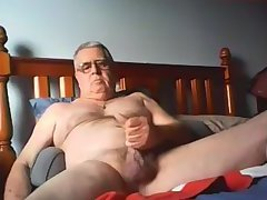 amateur naked older men solo bald