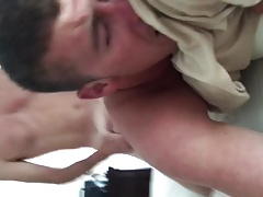 Daddy Fucks Son from Behind
