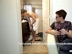steaming faggot brothers caught
