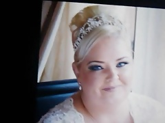 Cum tribute bb bride