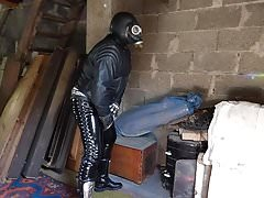 Rubber, Leather and some toys in the attic