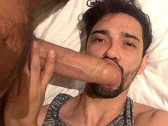 Marcos Goiano impaled By 10 Inches