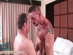Chris neal and colin steele rimming action 3