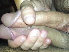 two dicks rubbing