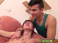 Stunning twink Edy Reed raw anal mischief compilation