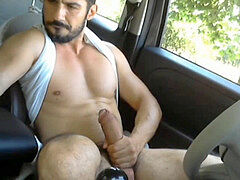 kinky otters in car 28