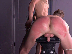 Emerson Palmer BDSM Gay bondage spanking lashing Blowjob